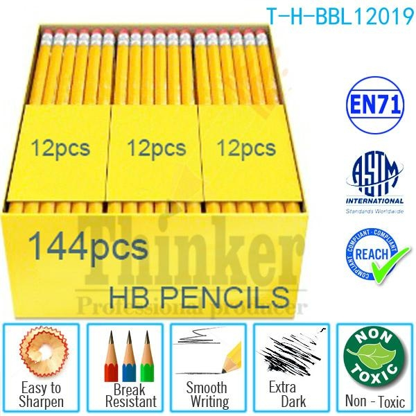 Hot Sale China Supplier Useful Office Wholesale Color Pencils Set In Tin Box 2