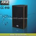 High Performance pa speaker 1