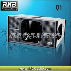 D&B mini line array speaker Q1