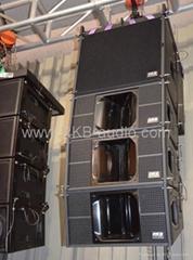 Line array subwoofer speaker Q2