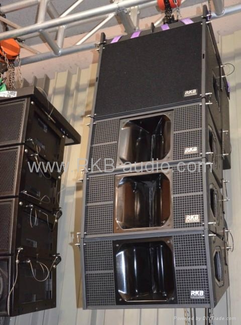 Line array subwoofer speaker Q2 1