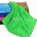 Microfiber cleaning cloth for car 3