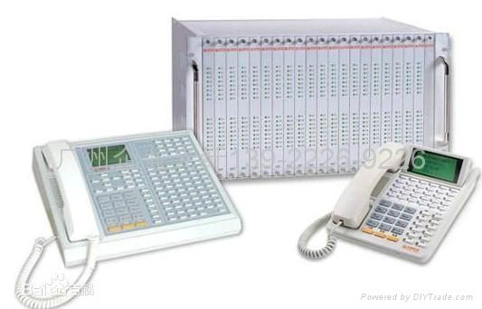 集團電話 1