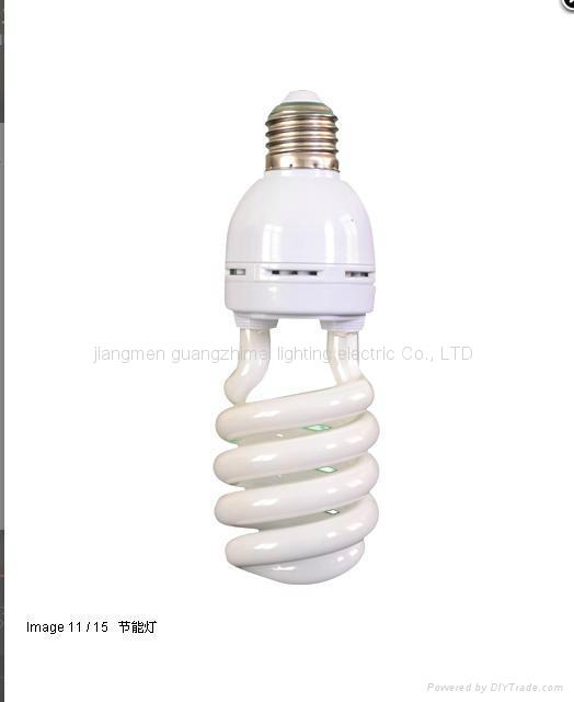 Energy-saving lamp spiral  2