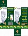 Energy-saving lamp spiral  3