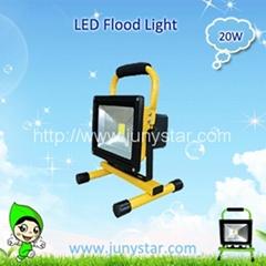 LED Flood lights-Portable