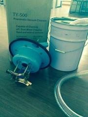 CV-500 Pneumatic vacuum cleanner