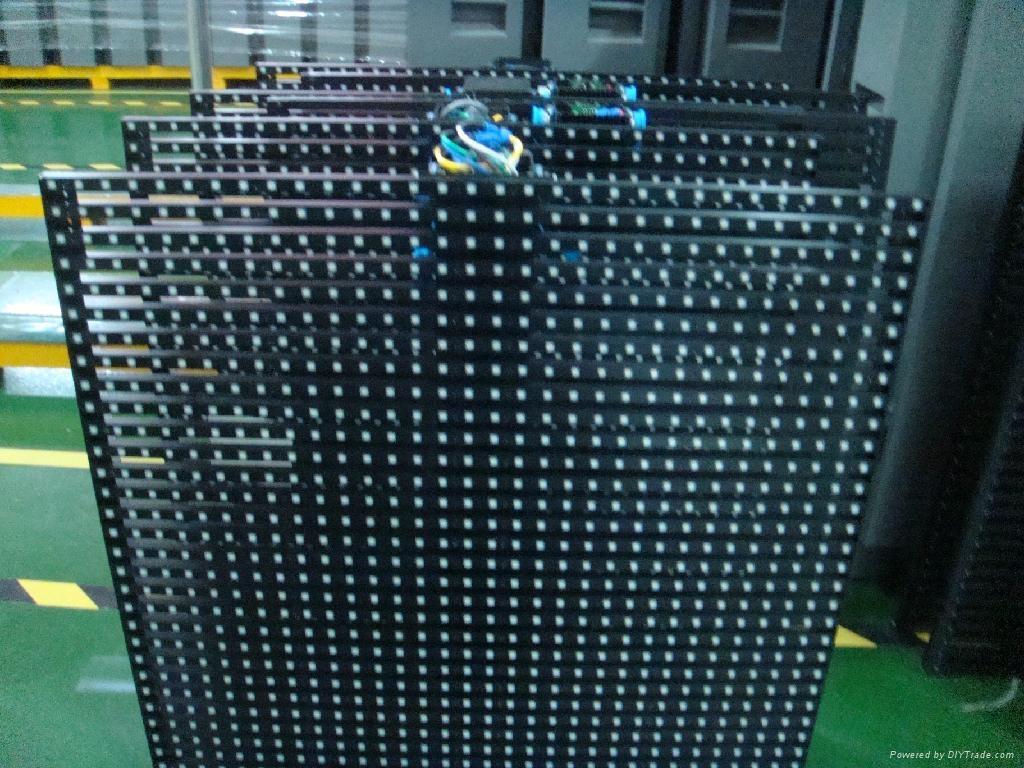 R600 series curve aluminum die casting led display
