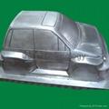 Aluminum Car Model Molding 1