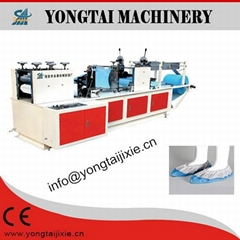 surgical disposable anti-skid overshoes making machine