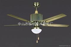 装饰豪华LED风扇灯