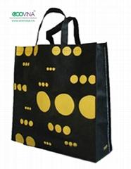 non woven laminated cheap bag