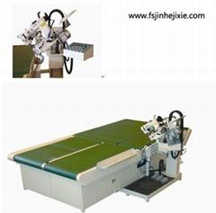 WB-4 Automatic Mattress Tape Edge Machine