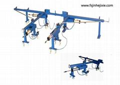 QW-4 pneumatic bending machine frame