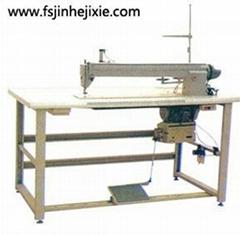 JS type long arm sewing machine applique