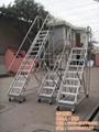 不鏽鋼登高梯