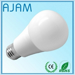 qualified energy saving high brightness e27 led lighting bulb