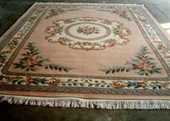 优质胶背地毯