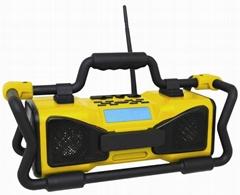 工地收音机