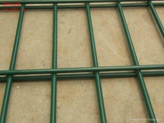 twin wire/double wire mesh fence(manufacturer)