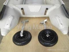 dinghy wheel