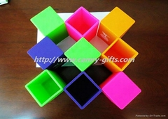 promotional silicone pen holder