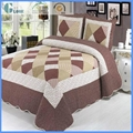 China Manufacture Bed Sheet Patchwork