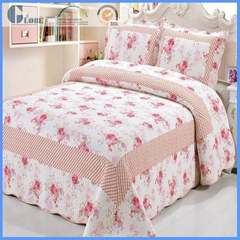 hot sell wholesale bedding quilt handmade cotton patchwork quilts