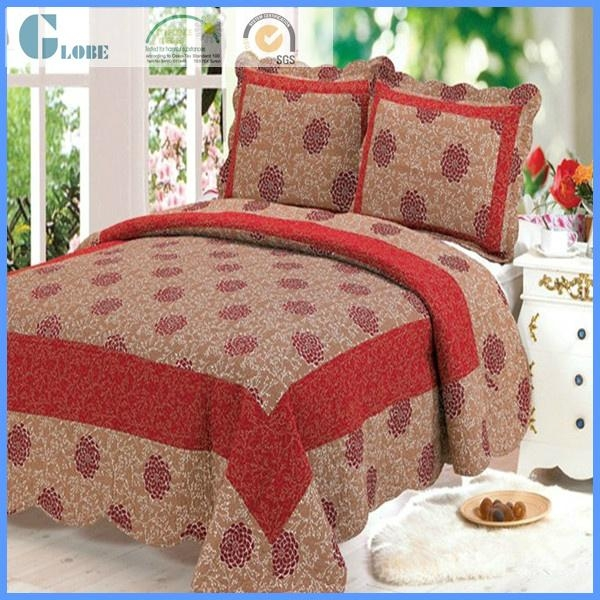 hot sell wholesale bedding quilt handmade cotton patchwork quilts  5