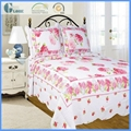 China manufactor soft cotton home bed