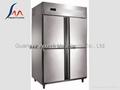 4 door air-cooling freezer