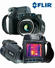 FLIR T620 High-Resolution Infrared Thermal Imaging Camera
