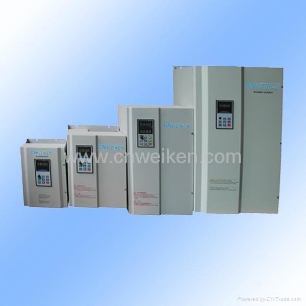 玮肯空压机专用变频器节电器 1