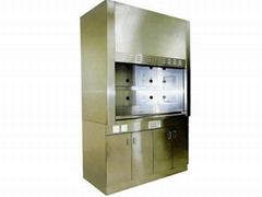 2014 high quality stainless steel fume hood