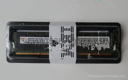 IBM 49Y1397 8GB REG DDR3 10600 49Y1415 X3650M3 1