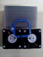 HP DL380PV2 GEN8 heat sink and fans kit