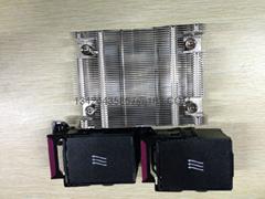 HP DL360PV2 GEN8 heat sink and fans kit