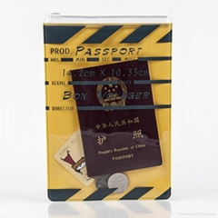 2014 best quality passport cover