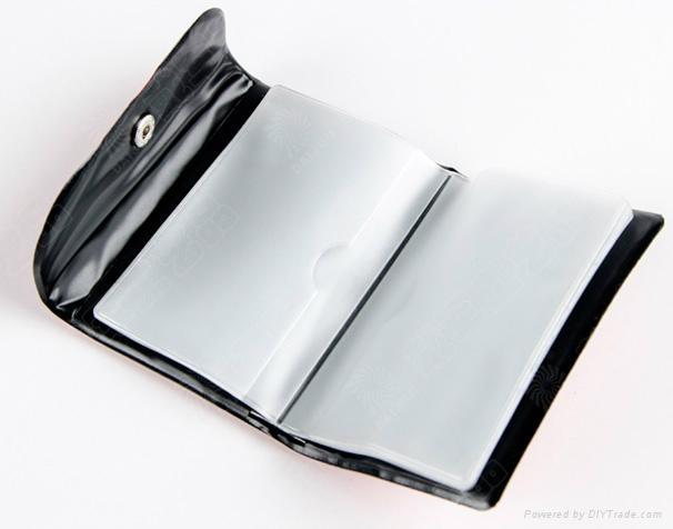 2014 high quality PVC card holder 3
