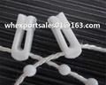 Roller Blinds Plastic Ball Chain Making