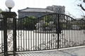 New latest house iron factory main gate designs 3