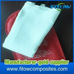 Fire Resistant Industrial Glass Fiber Electric Thermal Insulation Blanket