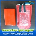 Fire Resistant Industrial Glass Fiber Electric Thermal Insulation Blanket 2