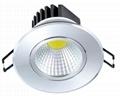 LED Ceiling Spotlight COB 12W