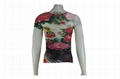 women promotion casual blank sublimated t shirt 3