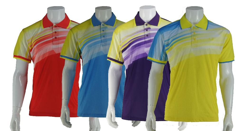 Men summer new fashion polo shirt for sublimation printing 2
