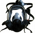 Full Face Gas Mask 1