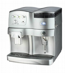 Espresso coffee maker