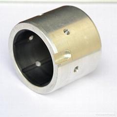 内嵌式自润滑PEEK铝塑复合耐磨衬套或导轴承