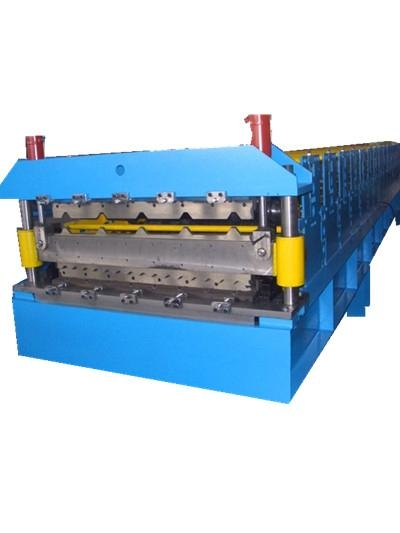 factory double layer roof roll forming machine 1